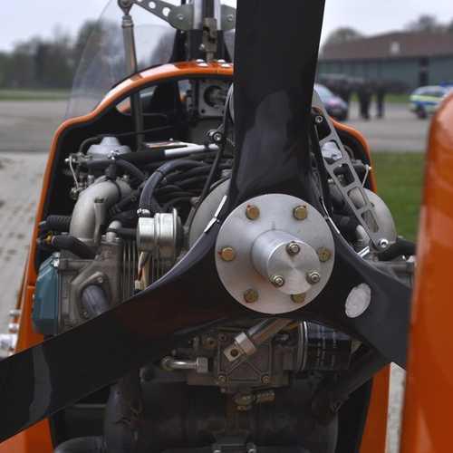 Gyrocopter MTO Sport Propeller