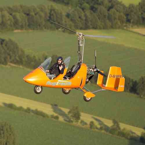 Gyrocopter 45 min. Rundflug