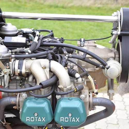 Gyrocopter Motor Rotax 912