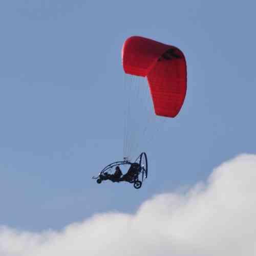 Rundflug mit dem Xcitor über der Lübecker Bucht | Jetzt Ticket buchen